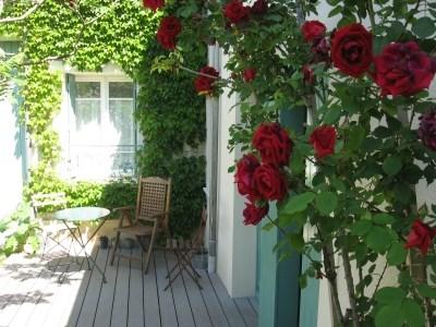 Location vacances Perthes -  Gite - 5 personnes - Salon de jardin - Photo N° 1