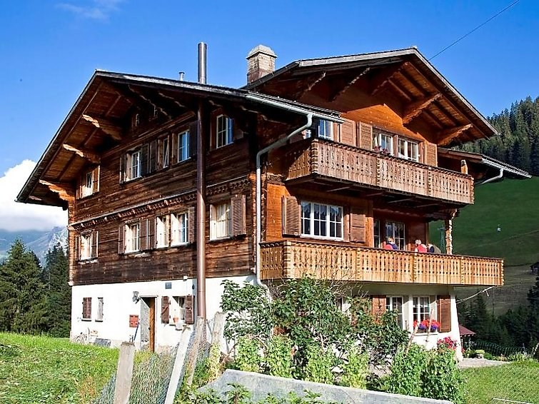 Location vacances Adelboden -  Appartement - 7 personnes -  - Photo N° 1