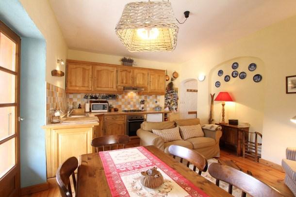 Location vacances Briançon -  Appartement - 4 personnes - Balcon - Photo N° 1