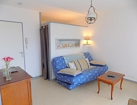 Location vacances Vaux-sur-Mer -  Appartement - 3 personnes - Télévision - Photo N° 1