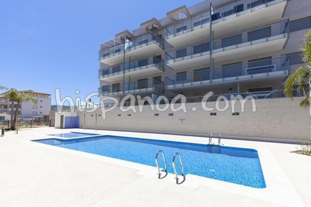 Holiday rentals Dénia - Apartment - 6 persons - Deck chair - Photo N° 1