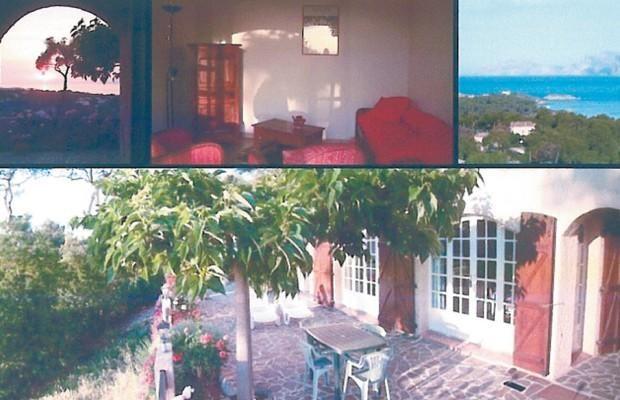 Location vacances Six-Fours-les-Plages -  Appartement - 2 personnes - Jardin - Photo N° 1