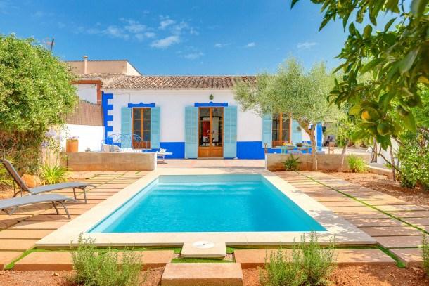 Location vacances Palma -  Maison - 6 personnes - Jardin - Photo N° 1