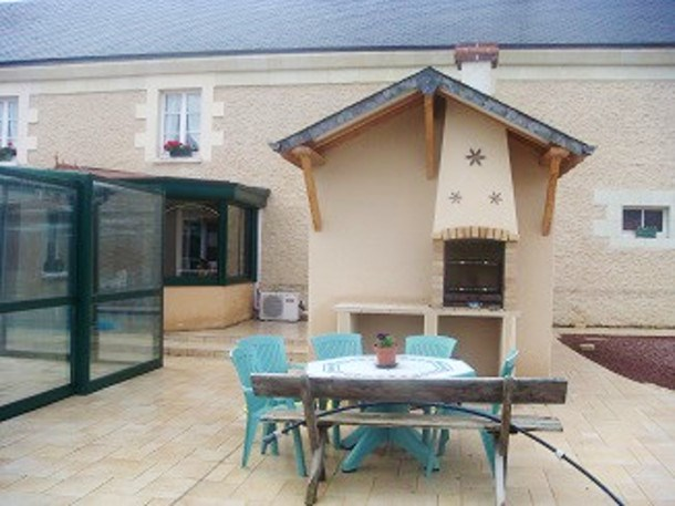 Location vacances Mouterre-Silly -  Maison - 5 personnes - Barbecue - Photo N° 1