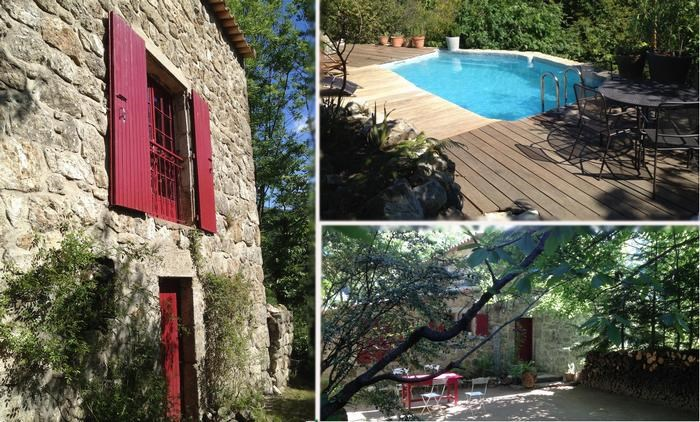 Holiday rentals Juvinas - House - 7 persons - BBQ - Photo N° 1