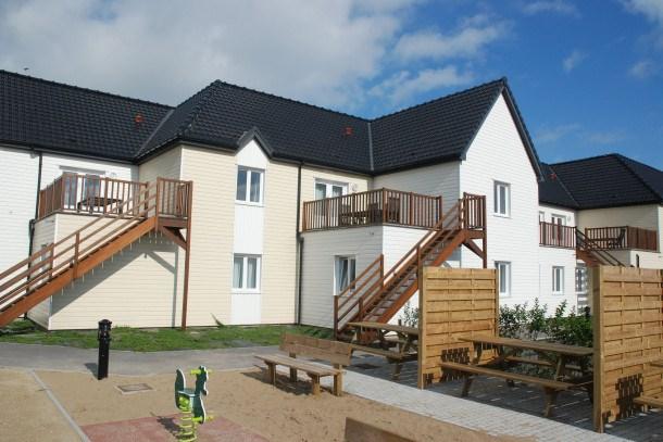 Location vacances Oye-Plage -  Appartement - 6 personnes - Télévision - Photo N° 1