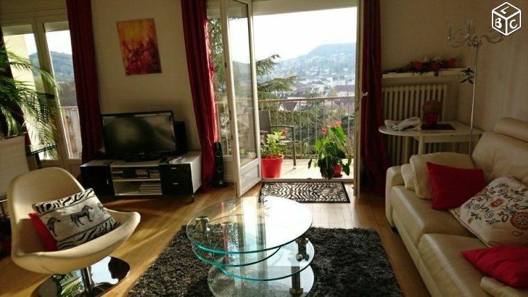 Un bel appartement meublé saisonier