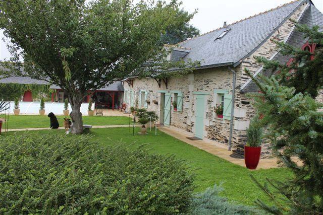 Location vacances Saint-Barthélemy-d'Anjou -  Appartement - 6 personnes - Barbecue - Photo N° 1