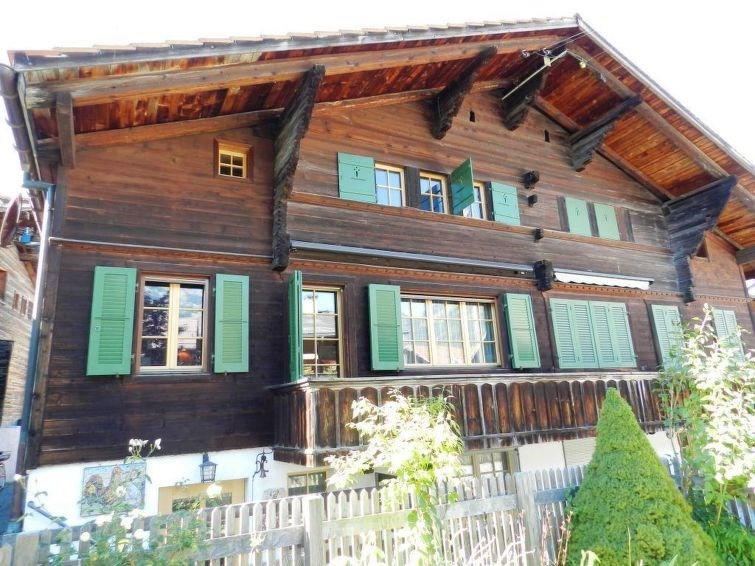 Location vacances Zweisimmen -  Appartement - 6 personnes -  - Photo N° 1