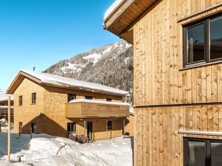 Location vacances Sankt Gallenkirch -  Appartement - 6 personnes -  - Photo N° 1