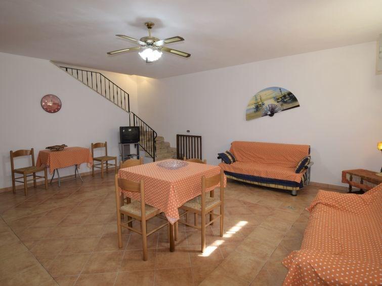 Appartement pour 3 personnes à Menfi
