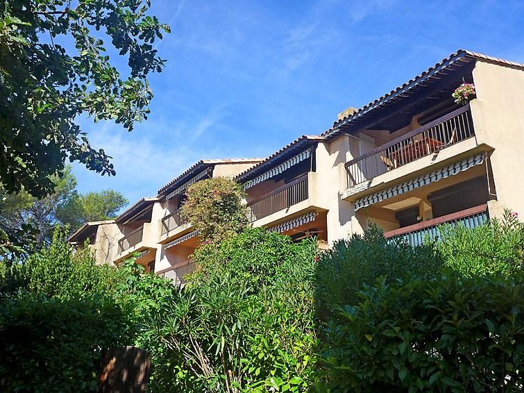 Location vacances La Croix-Valmer -  Appartement - 4 personnes - Barbecue - Photo N° 1