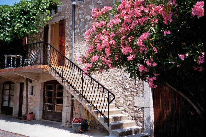 Holiday rentals Lanas - Apartment - 4 persons - BBQ - Photo N° 1