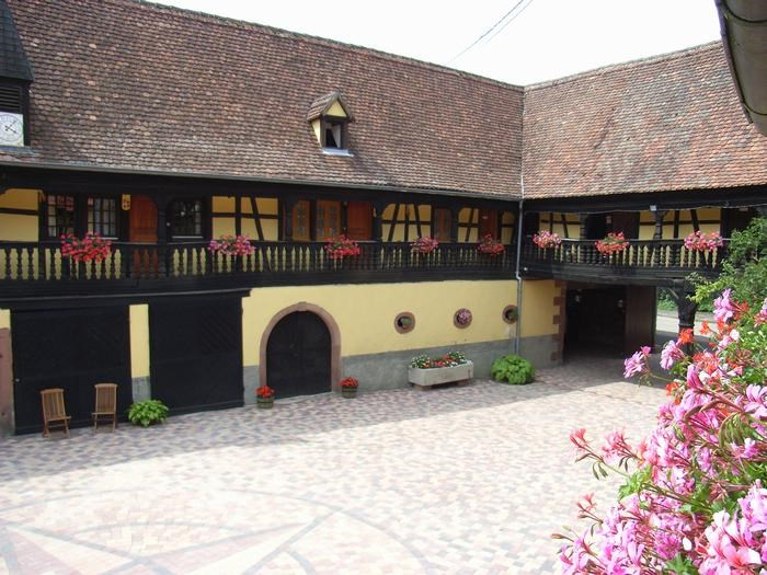 Holiday rentals Issenhausen - Cottage - 5 persons - BBQ - Photo N° 1