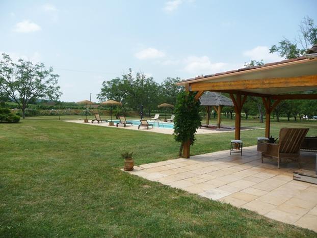 pour 12 pers. avec piscine privée, Anglars-Juillac