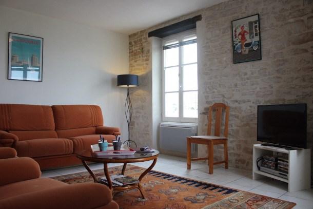 Location vacances Saint-Martin-de-Ré -  Appartement - 5 personnes - Télévision - Photo N° 1