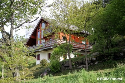 Holiday rentals La Bresse - House - 8 persons - Garden furniture - Photo N° 1