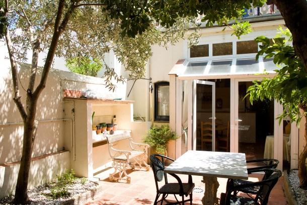 Location vacances Palafrugell -  Maison - 8 personnes - Salon de jardin - Photo N° 1