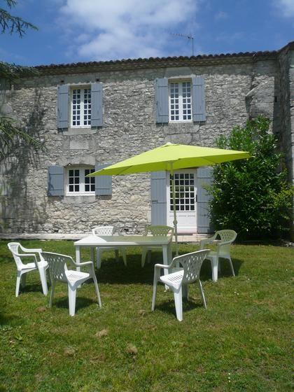 Location vacances Sigoulès -  Maison - 7 personnes - Barbecue - Photo N° 1