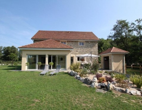 Location vacances Mazerolles -  Maison - 8 personnes - Barbecue - Photo N° 1