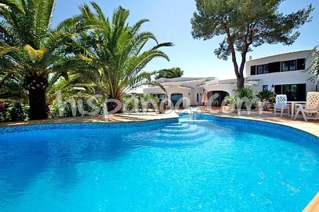 Holiday rentals Jávea/Xàbia - House - 7 persons - Garden - Photo N° 1