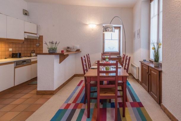 Location vacances Chamonix-Mont-Blanc -  Appartement - 7 personnes - Télévision - Photo N° 1