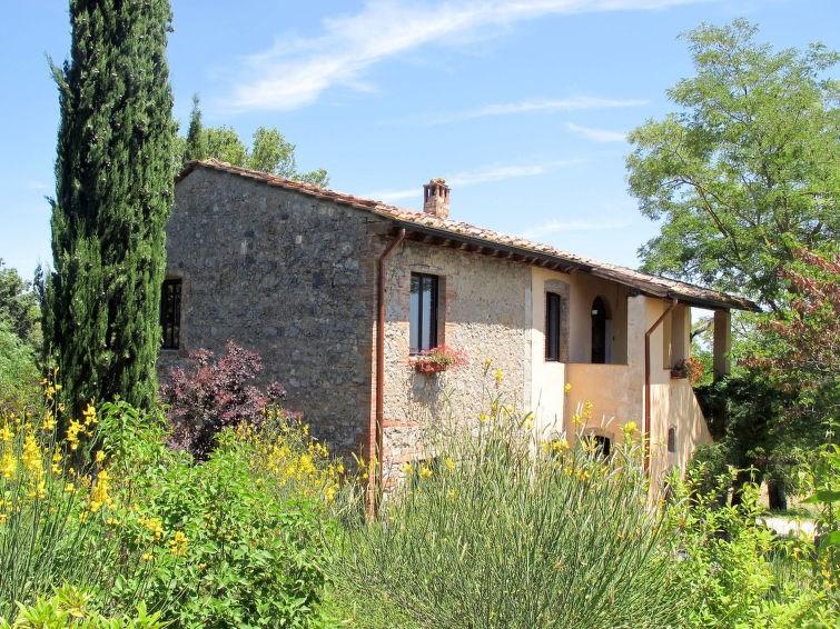 Location vacances San Gimignano -  Appartement - 3 personnes -  - Photo N° 1