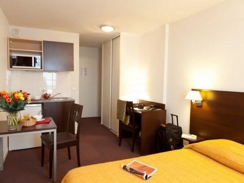 Adagio access Aparthotel Saint-Denis Pleyel - Appartement 2 pièces 4 personnes