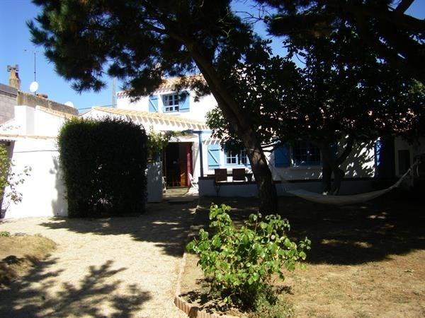 Grande villa de vacances - Proximité centre ville de Brétignolles sur Mer / 10 personnes