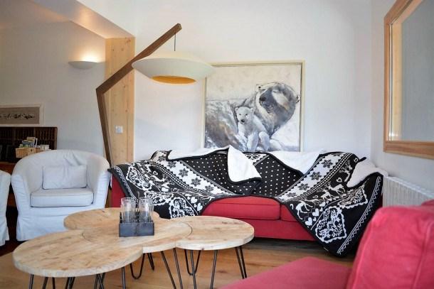 Location vacances Le Grand-Bornand -  Appartement - 10 personnes - Télévision - Photo N° 1