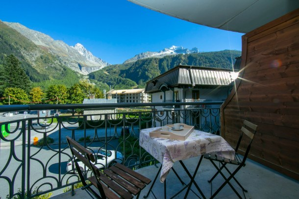 Location vacances Chamonix-Mont-Blanc -  Appartement - 4 personnes - Billard - Photo N° 1