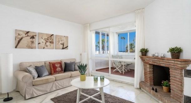 Location vacances Benalmádena -  Appartement - 5 personnes - Télévision - Photo N° 1