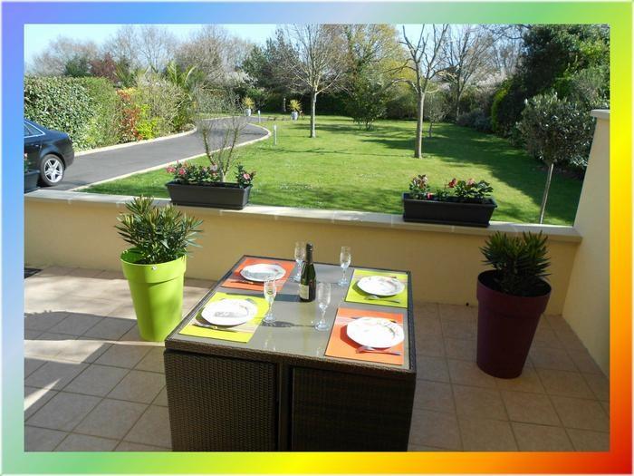 Location vacances Dinard -  Maison - 8 personnes - Barbecue - Photo N° 1