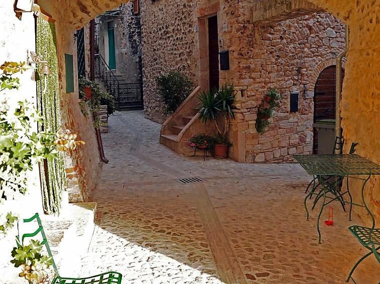 Appartement pour 3 personnes à Spoleto