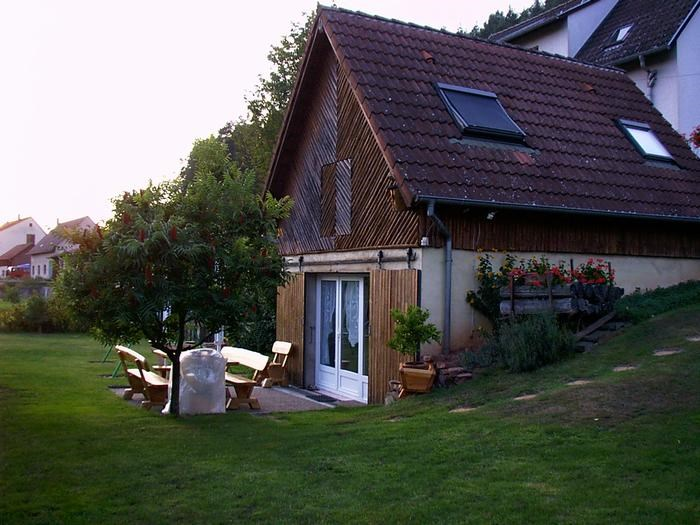 Location vacances Reipertswiller -  Maison - 5 personnes - Barbecue - Photo N° 1