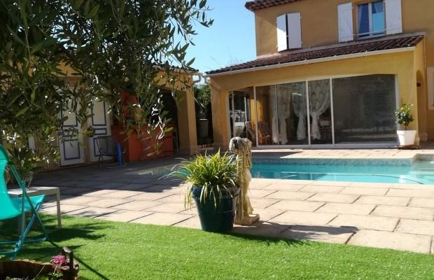 Holiday rentals Vidauban - Apartment - 3 persons - BBQ - Photo N° 1