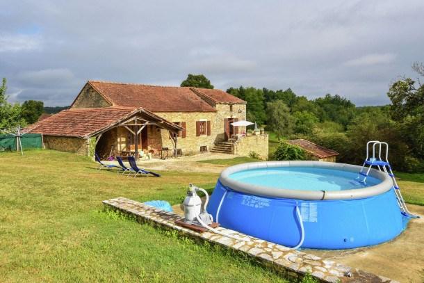 Location vacances Loubejac -  Maison - 7 personnes - Barbecue - Photo N° 1