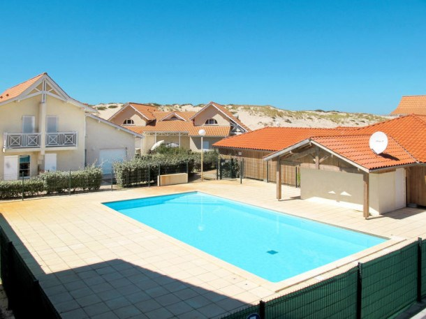 Location vacances Biscarrosse -  Appartement - 8 personnes - Télévision - Photo N° 1