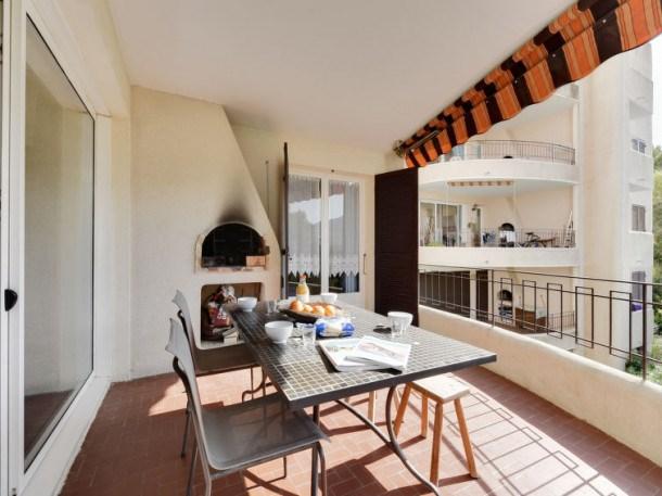 Location vacances Cavalaire-sur-Mer -  Appartement - 5 personnes - Télévision - Photo N° 1