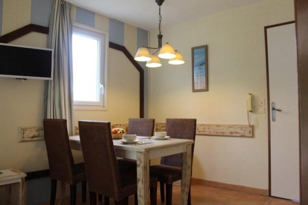 Appartement 2 pièces 5 couchages LA BAULE
