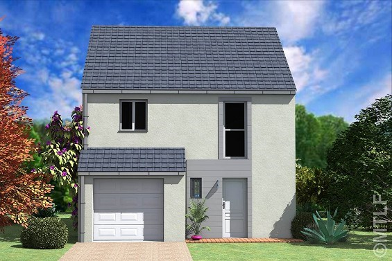 Vente Projet de construction 76m² Livry-Gargan