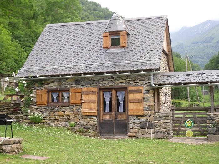 Location vacances Bonac-Irazein -  Gite - 2 personnes - Barbecue - Photo N° 1