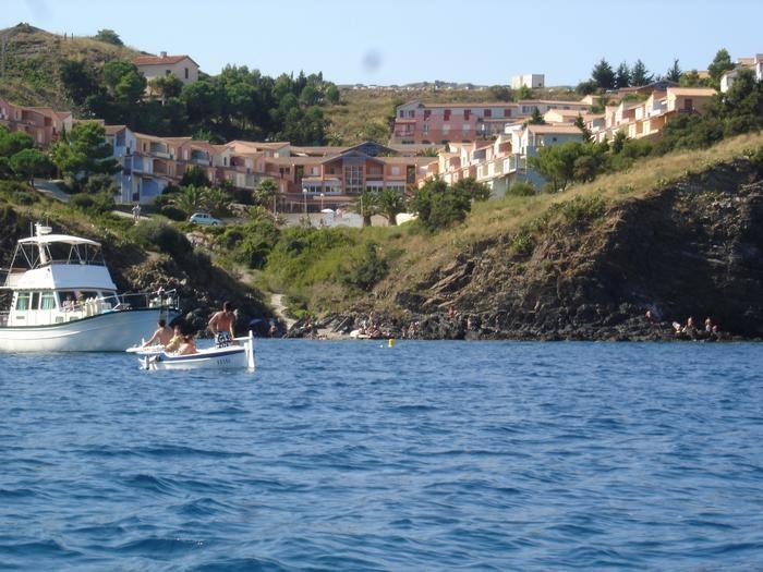 Holiday rentals Banyuls-sur-Mer - Apartment - 5 persons - BBQ - Photo N° 1