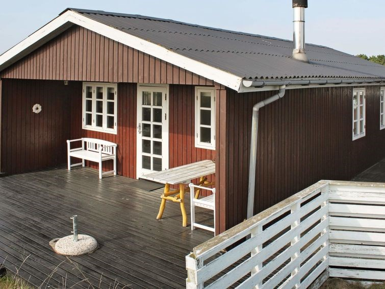 Maison pour 3 à Fanø