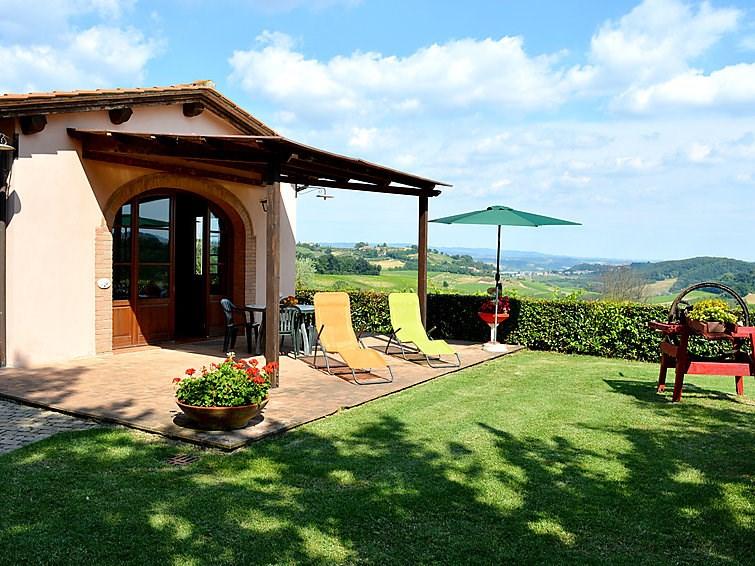 Maison pour 3 personnes à San Gimignano