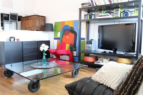 Location vacances La Rochelle -  Appartement - 4 personnes - Télévision - Photo N° 1
