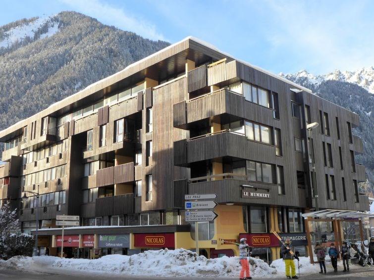 Appartement pour 2 à Chamonix
