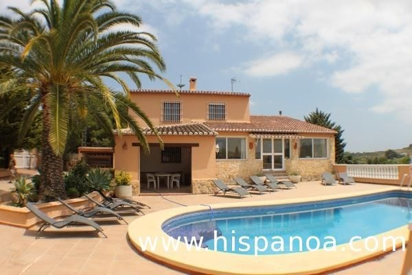 Villa de vacances de 10 personnes sur la Costa B