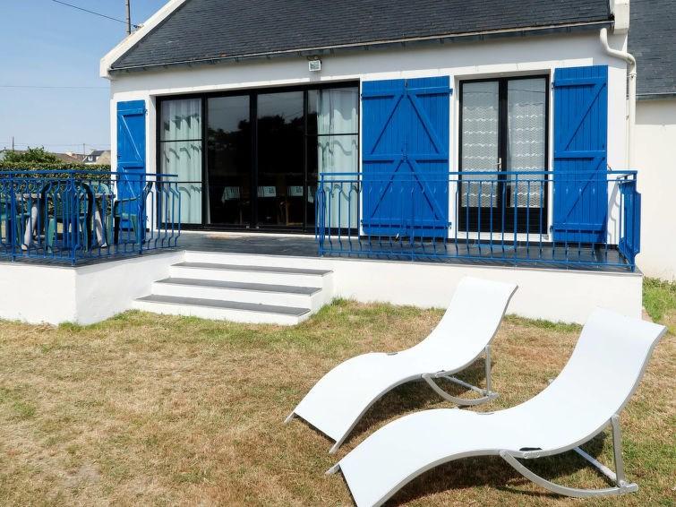 Studio pour 5 personnes à Plouneour Trez