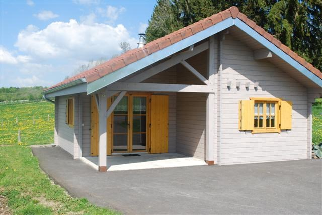 Chalet neuf individuel